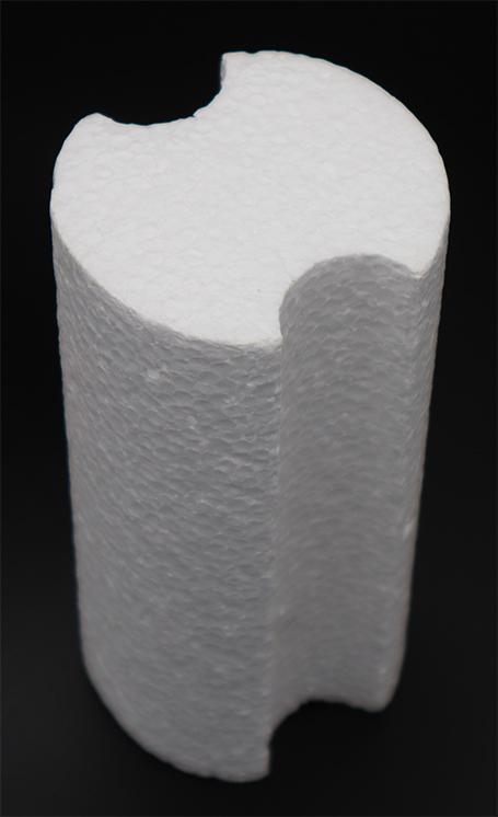 Styrofoam Spacer